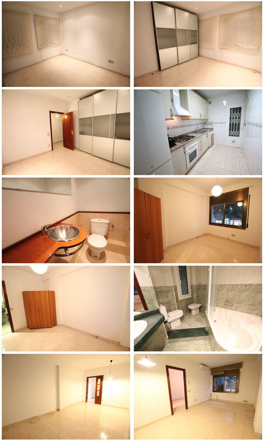 Piso de 2 dormitorios sin muebles barcelona - Muebles dormitorio barcelona ...